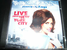 Pam Ann Non-Stop Live From New York City Audio CD - New