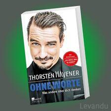 OHNE WORTE | THORSTEN HAVENER | Was andere über dich denken - NEU
