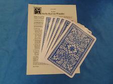 RIESENKARTEN: 6-KARTEN-WUNDER - Kartentrick von Magic Center Harri – neu