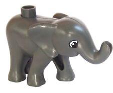 Lego Duplo petit éléphant wildgehege animal zoo sauvage Afrique Nouvelle Version