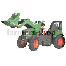 Rolly Toys Farmtrac Traktor Fendt 939 Luftbereifung Schaltung Frontlader NEU