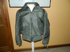 USAF Men's Flight FLYERS Summer Jacket Military Bomber Type CWU-36/P L 42-44
