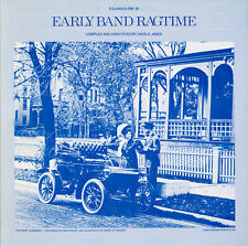 Early Band Ragtime (2009, CD NEUF) CD-R