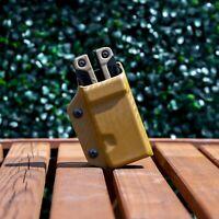 Clip & Carry Kydex Multitool Sheath for Leatherman OHT Multi Tool - USA Made