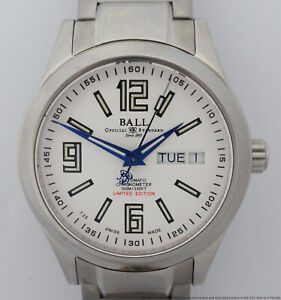 New Never Worn Ball Engineer Master II Limited Edition Automatic Chronometre