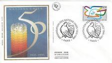 1995 -  ENVELOPPE 1er JOUR FDC - N° 2975 - ORGANISATION des NATIONS UNIES