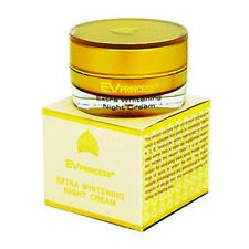 New Sealed Authentic Ev Princess Extra Whitening Night Cream (25g) Fast Shipping