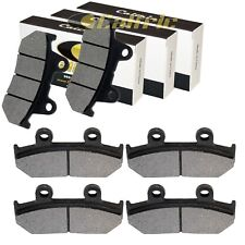 FRONT and REAR BRAKE PADS FIT Honda GL1500 GL 1500 Gold Wing 1500 1988-2000