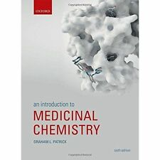 An Introduction to Medicinal Chemistry by Graham Patrick (Paperback, 2017)