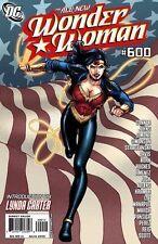 WONDER WOMAN #600 variant 2nd print NEW COSTUME superman batman DAWN of JUSTICE
