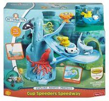 Octonauts Gup Speeders Speedway1 x Captain Barnacles Gup C Octo Crew NEW In Box