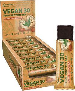 IronMaxx Vegan 30 High Protein Bar- 24 Riegel a 35g (21,31 EUR/kg)