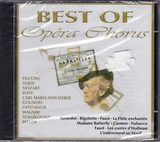 CD 16T BEST OF OPÉRA CHORUS CARMEN/FAUST/NABUCCO/RIGOLETTO.....NEUF SCELLE 2004
