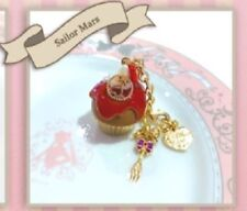 Sailor Moon store original Fake suits Bag charm 1P Sailor Mars ver red cake