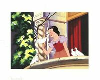 Walt Disney's 'Snow White and the Seven Dwarfs' Exclusive Lithograph Portfolio