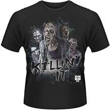 WALKING DEAD KILLIN IT MENS XL T SHIRT NEW OFFICIAL BLACK