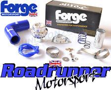 Forge FMDVRMA Renault Megane RS265 Blow off Dump Valve Inc Fit Kit *Blue*