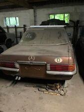 Mercedes 280 S W116 Oldtimer Scheunenfund