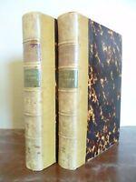 A. Chenier Obras Poético Por Ste Beuve / 1883 Garnier París 2 Vol Nuevo Edit
