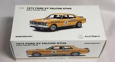 1 18 Biante/autoart Ford XY GTHO Falcon BOX AND FOAM Norm Beechey 1972 bathurst