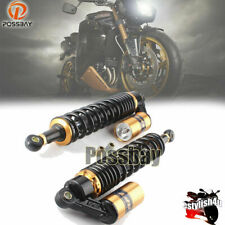 400mm Motorcycle  Rear Air Shock Absorbers For Yamaha XJR 400 SUZUKI RM400 Honda
