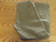 OREGON STATE BEAVERS NCAA  MENS DOCKERS CASUAL TAN PANTS 32X32