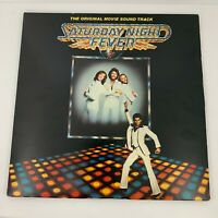 Saturday Night Fever - Original Movie Soundtrack - 1977- Vinyl LP Record (VG)