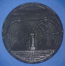 1842 THAMES TUNNEL HISTORICAL MEDAL - SIR ISAMBART MARC BRUNEL - *56919035