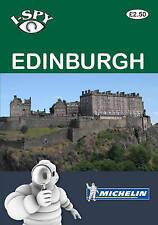 Michelin I-Spy Edinburgh Book  P/Back