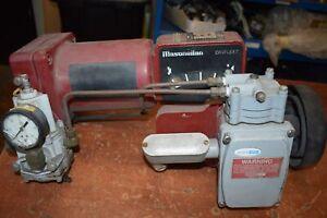 Masoneilan Dresser 8012-2C CAMFLEX II Valve Positioner 35-35212 Globe