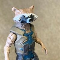3.75'' Marvel Legends Rocket Raccon Action Figure Toys Xmas Gift