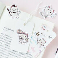 45Pcs DIY Stickers Diary Box-packed Cute Cat Sticker Decoration Label Stationery