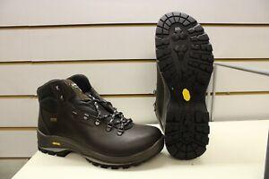 Grisport Fuse Waxy Brown Leather Waterproof Walking / Hiking Boots UK 9 EU 43