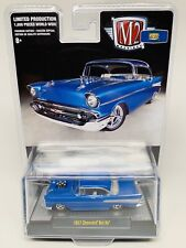 M2 Machines CPCC Promo 1957 Chevy Bel Air Chase 1 Of 1000