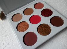 Professional Makeup Burgundy Eyeshadow Palette Make up Set