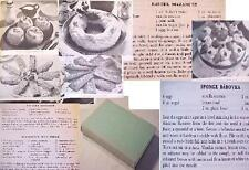 632p EnEur.COOK.Recipe Book ITALIAN POLISH YUGOSLAVIAN CZECH viennese pastries++