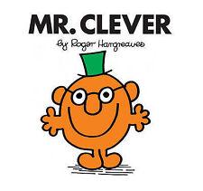 NEW (37)  MR CLEVER ( BUY 5 GET 1 FREE book )  Little Miss Mr Men