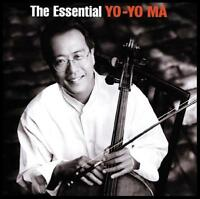 YO-YO MA (2 CD) THE ESSENTIAL ~ CLASSICAL / SOUNDTRACK GREATEST HITS BEST *NEW*