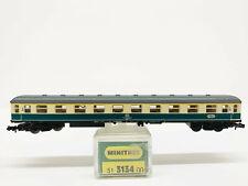 3134-D-Zugwagen-Liegewagen-2-Kl con Illuminazione Minitrix Scala N Ovp Top