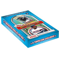 2020 TOPPS FINEST FLASHBACK BASEBALL FACTORY SEALED BOX IN STOCK FREE SHIPPING