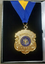 NYC Dept of CorrectionsMeritorious Duty Medal in its Presentation Box