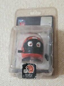 NFL Cincinnati Bengals Wind-Up Helmet Toy CE1