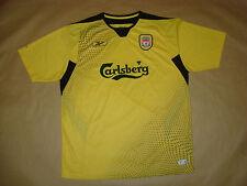 4.9/5 LIVERPOOL Away 2004-2006 (XL) Football Shirt Jersey Soccer Maglia Camisa