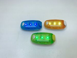 Nathan Strobelight Running LED Light Flashing Cycling Walking Pets Safety