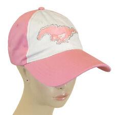 Ford Mustang Ladies Rhinestones Pink Baseball Cap