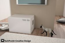 TechKlo -Limited Edition Self Clean Litter Box - The Best of World
