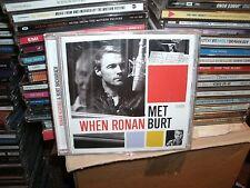 Burt Bacharach - When Ronan Met Burt (2011) RONAN KEATING
