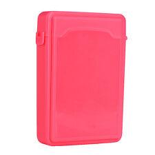 External Hard Drive Enclosure Case Box 3.5inch SATA SSD HDD Disk Case Non-slip C