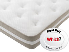 3ft Single Silentnight Sofia Mirapocket 1200 Pocket Mattress