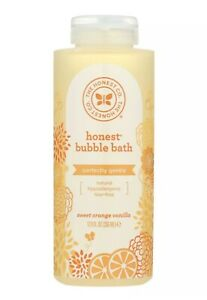 The Honest Company Honest Bubble Bath - Sweet Orange Vanilla - 12 Oz